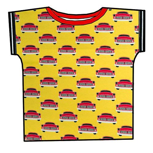 Tee-shirt MC Voitures