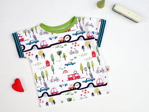 Tee-shirt Trafic