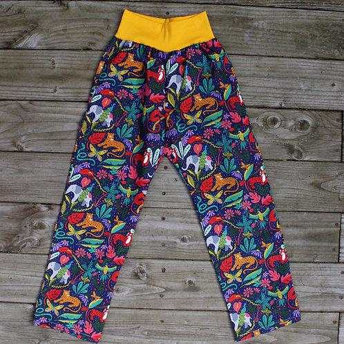 Short ou Pantalon en coton India