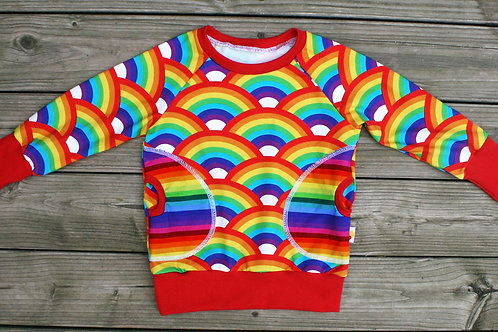 Tee-shirt ML Rainbow