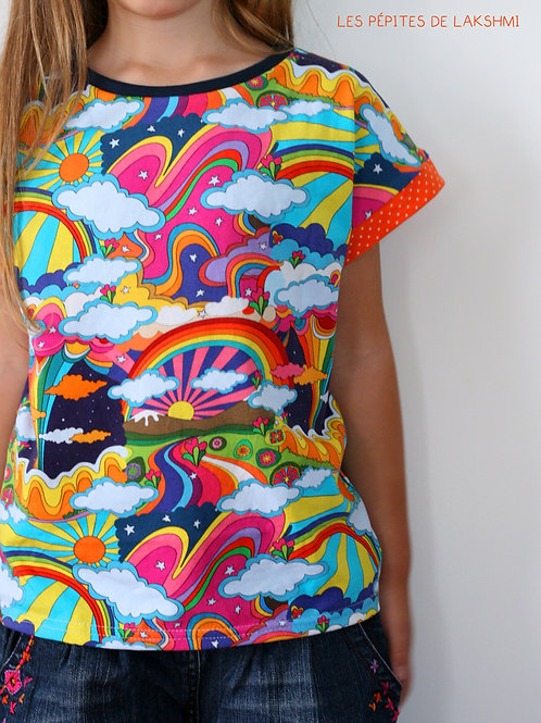 Tee-shirt MC Rainbowland