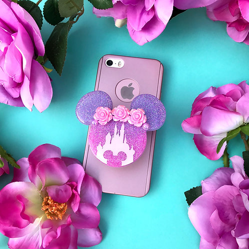 Large Ombre Catle Inspired Phone Grip