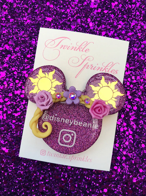 Jumbo Instagram Brooch - Various themes available