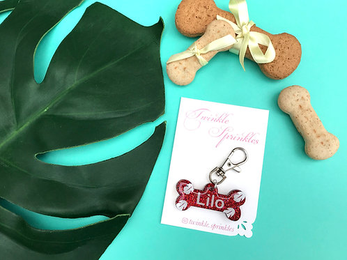 Lilo Inspired Dog Tag