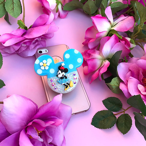 Large Vintage Minnie Inspired Phone Grip