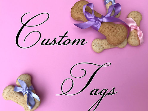 £14 Custom Tag