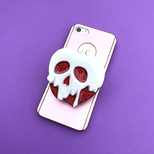 Large Poison Apple Inspired Phone Grip