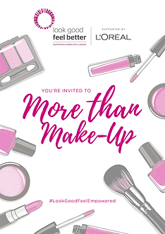 L'Oreal fundraiser more than make up