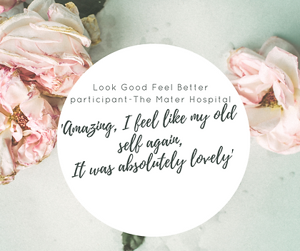 Look Good Feel Better Workshop feedback