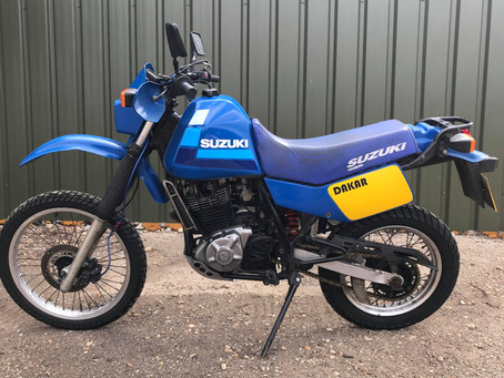 Make or Break? Suzuki DR600.