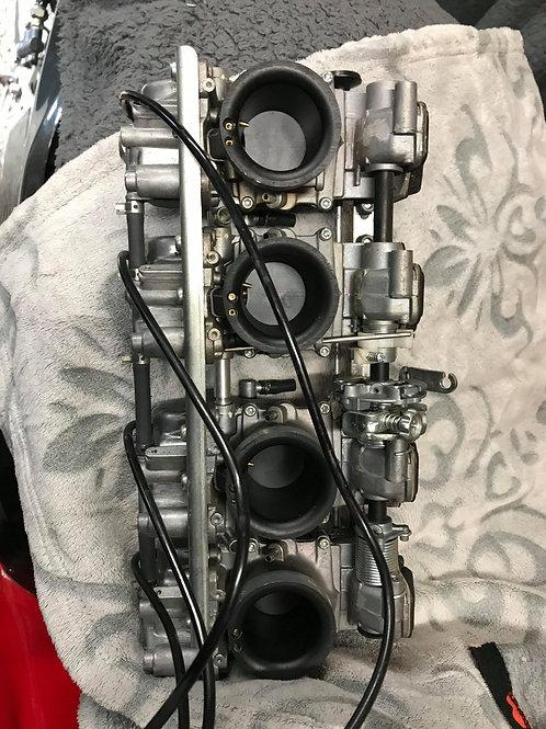 Mikuni RS34 mm Flatslide Carbs Carburettor