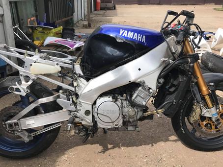 Make or Break? Yamaha YZF1000 Thunderace.