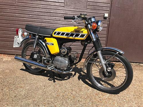 Yamaha FS1E DX 50cc