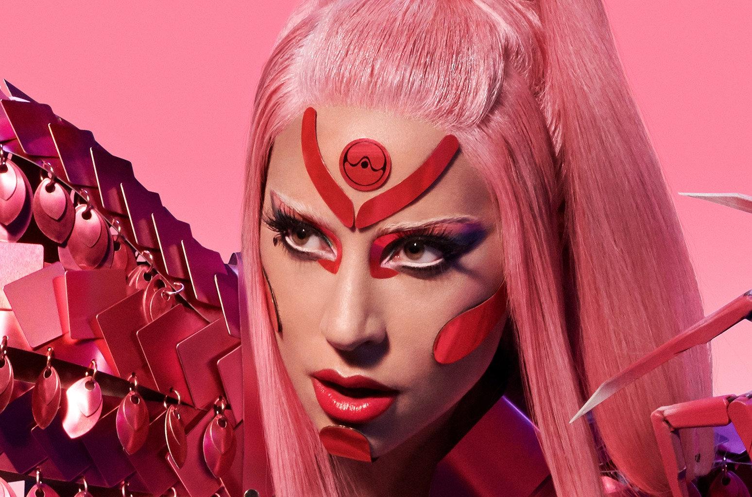 Lady Gaga Long + Lean