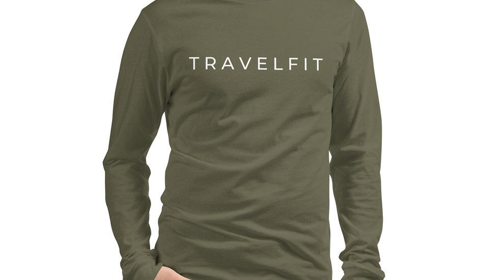 Travelfit Unisex Long Sleeve Tee