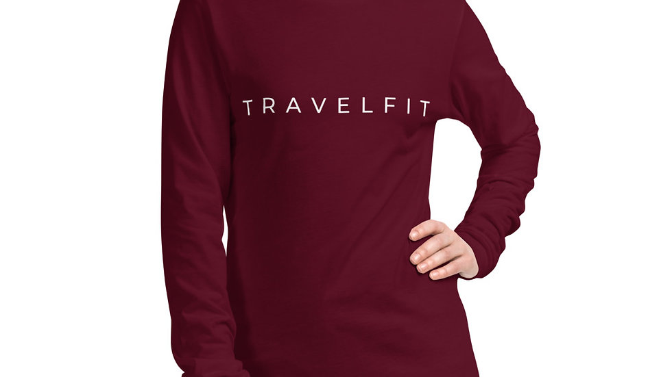Unisex Long Sleeve Tee Available in MANY COLORS