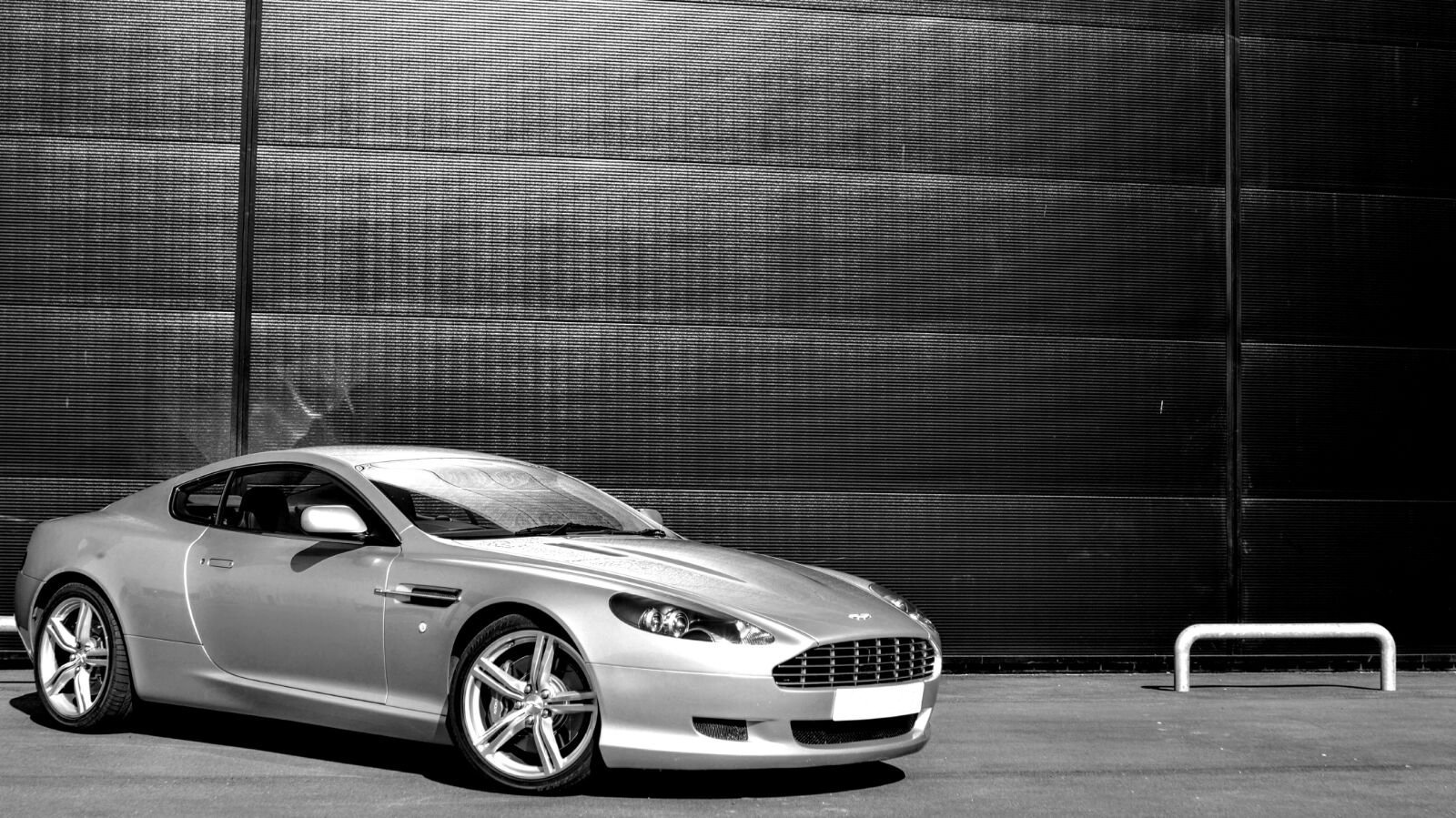 Aston Black and White