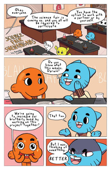 Amazing World of Gumball 2018 Special Am