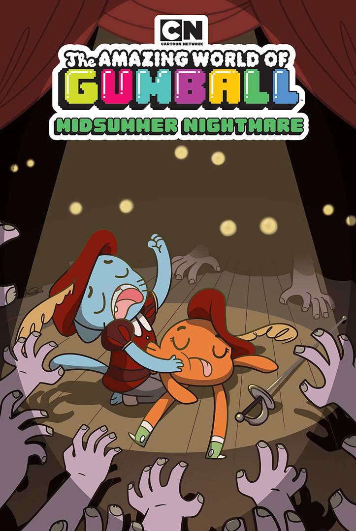Amazing World of Gumball OGN 6 Cover.jpg