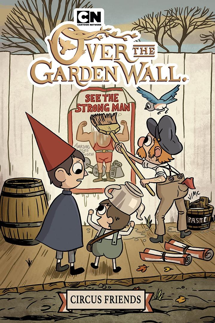 Over the Garden Wall OGN 2 Cover.jpg