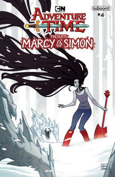 Adventure Time Marcy & Simon Amelia Vida