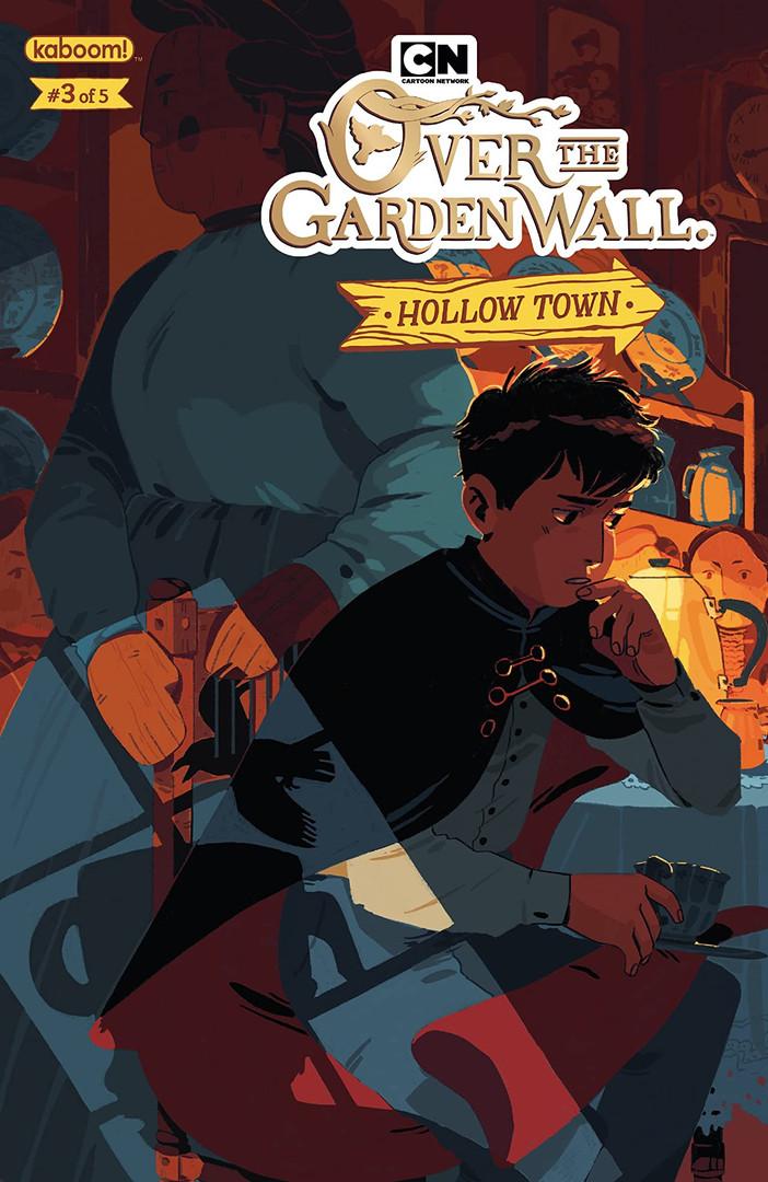 Over the Garden Wall Hollow Town Cover 3
