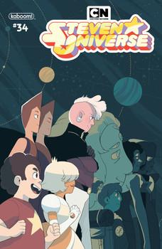 Steven Universe Preorder Cover 34 Chau.j
