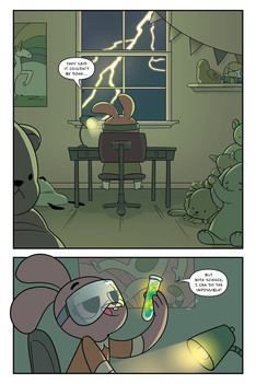 Amazing World of Gumball OGN 6 Page 1.jp