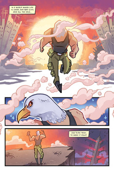 Amazing World of Gumball OGN 5 Page 1.jp