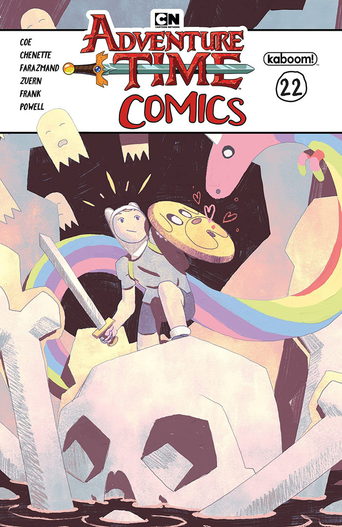 Adventure Time Comics 22 Cover.jpg