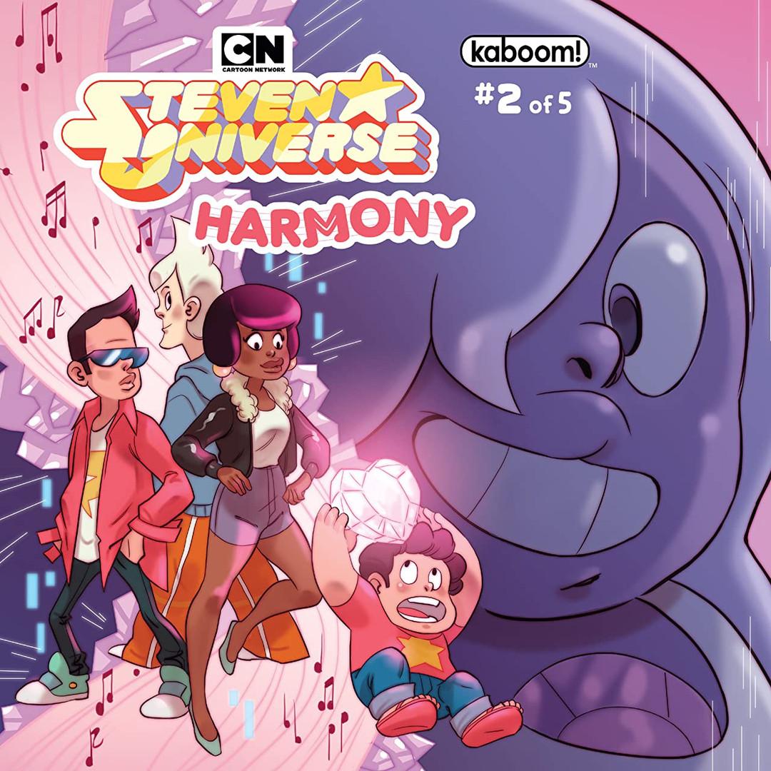 Steven Universe Harmony Cover 2.jpg