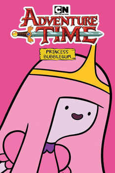 Adventure Time Princess Bubblegum Cover.
