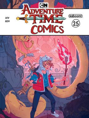 13 Adventure Time comics.jpg