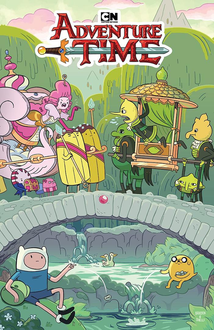 Adventure Time TPB Vol 15.jpg