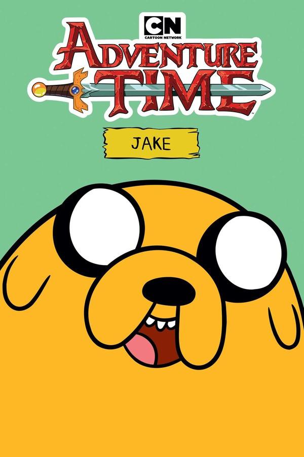 Adventure Time Jake Cover.jpg