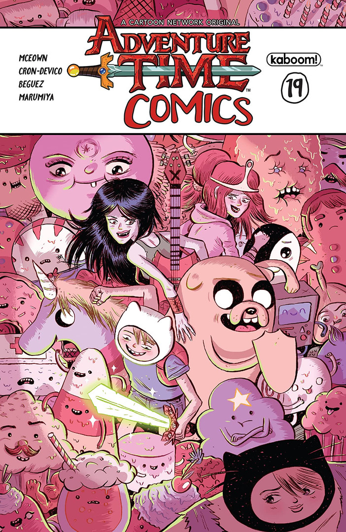 Adventure Time Comics 19 Cover.jpg