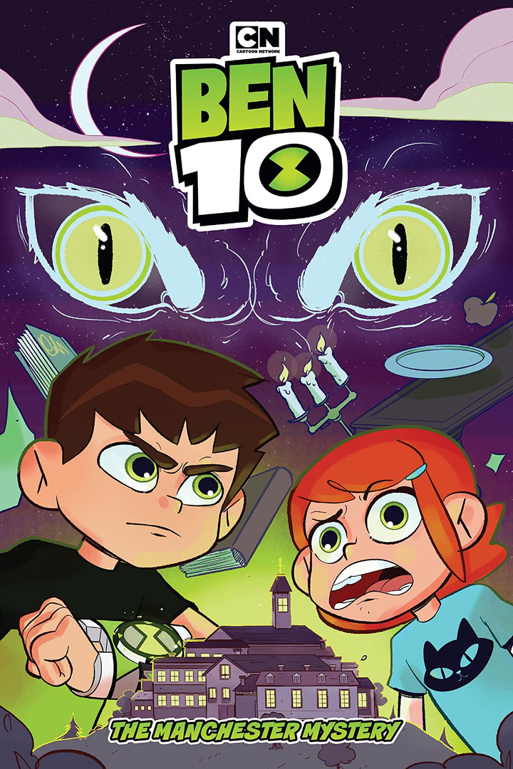 Ben 10 OGN Vol 4 Cover.jpg