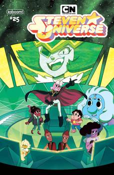 Steven Universe Cover 25.jpg