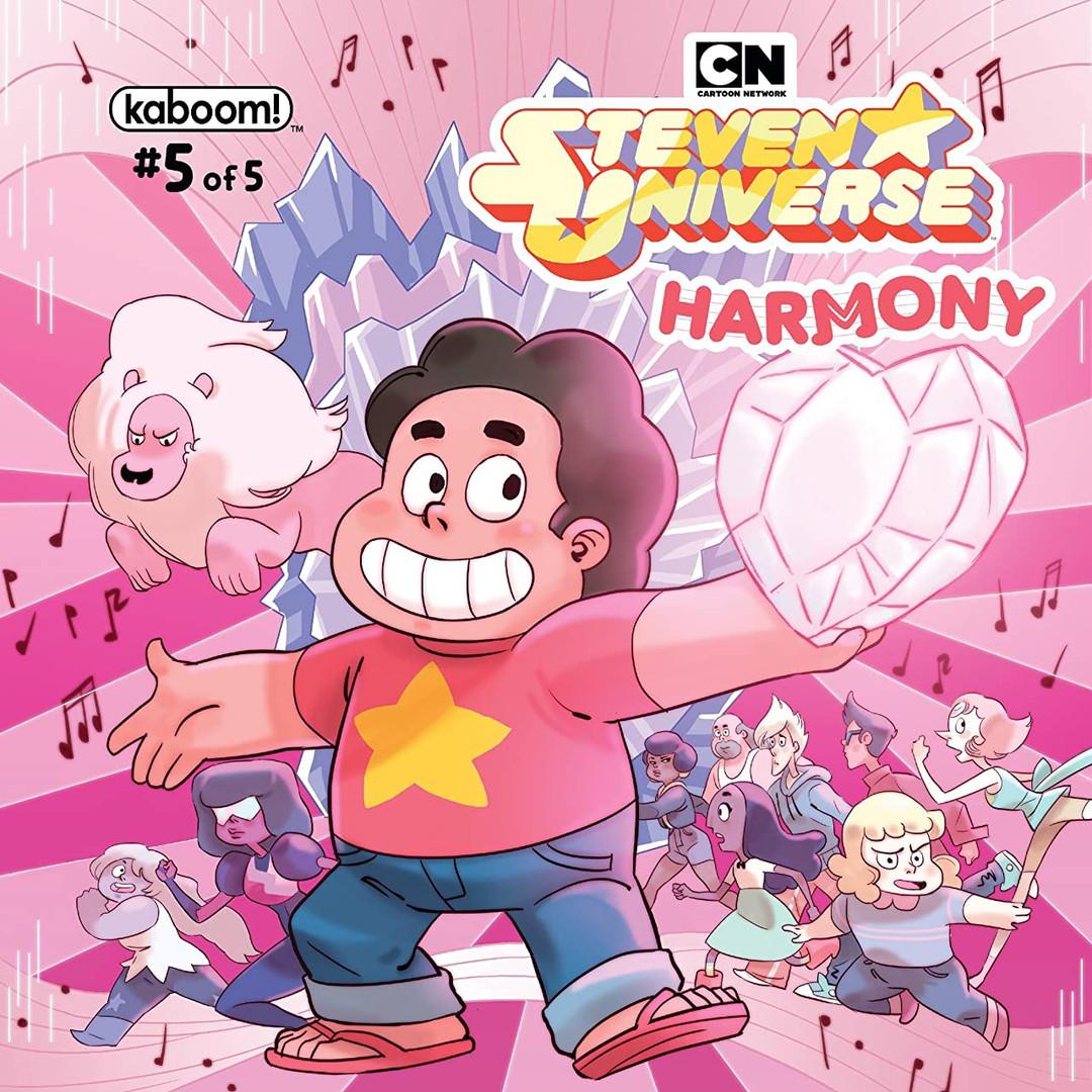 Steven Universe Harmony Cover 5.jpg