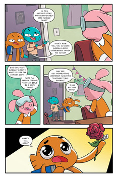 Amazing World of Gumball OGN 6 Page 3.jp