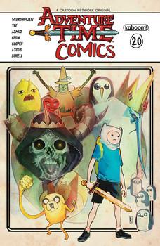 Adventure Time Comics 20 Cover.jpg