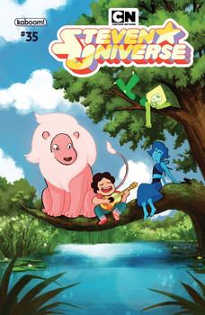 Steven Universe Preorder Cover 35 Sinaba