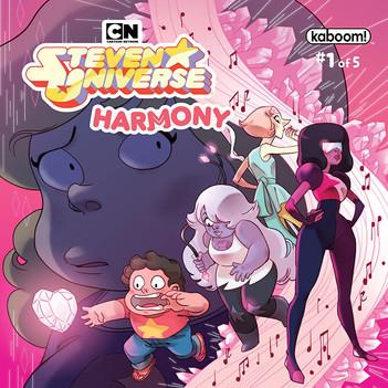 Steven Universe Harmony Cover 1.jpg