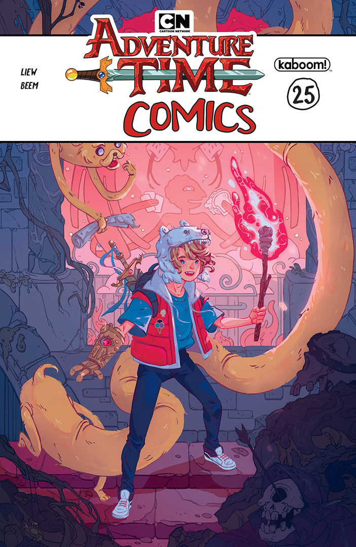 Adventure Time Comics 25 Cover.jpg