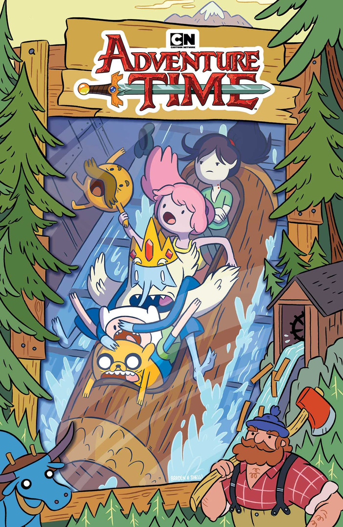 Adventure Time TPB Vol 16.jpg
