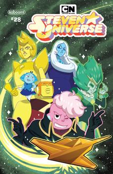 Steven Universe Cover 28.jpg