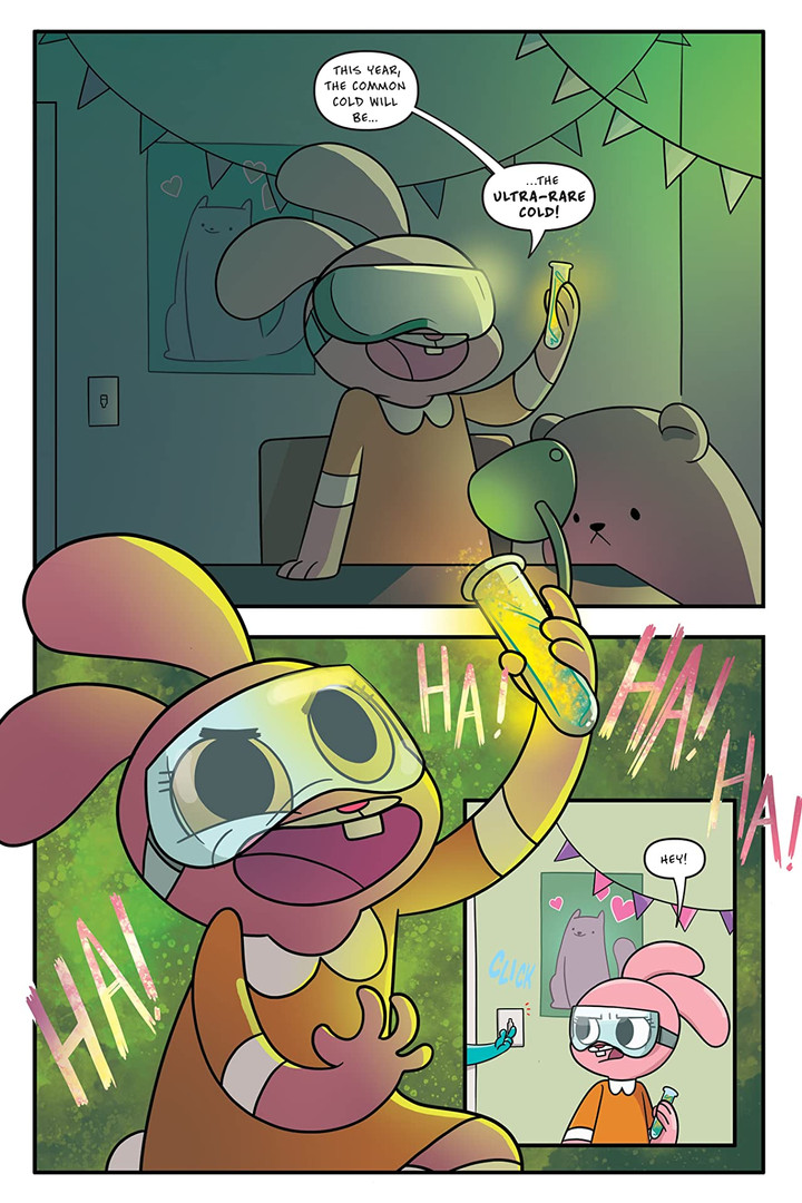 Amazing World of Gumball OGN 6 Page 2.jp