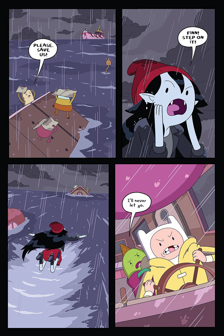 Adventure Time Thunder Road Page 3.jpg