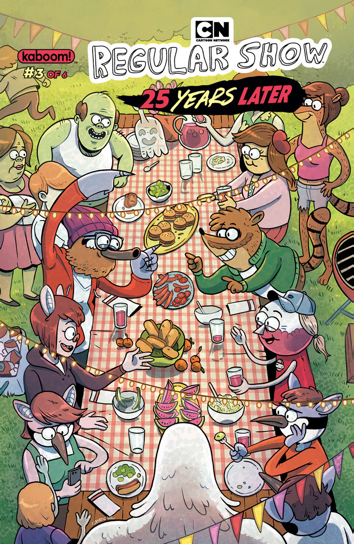 Regular Show 25 Years Later Cover 3 B.jp