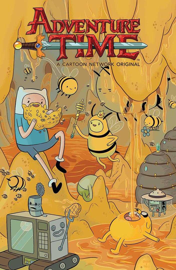Adventure Time TPB Vol 14.jpg